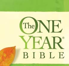 Yes, it is trademarked. Dividing the Bible into 365 days is totally intellectual property.