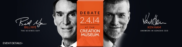 Thoughts on the Ken Ham Bill Nye Debate