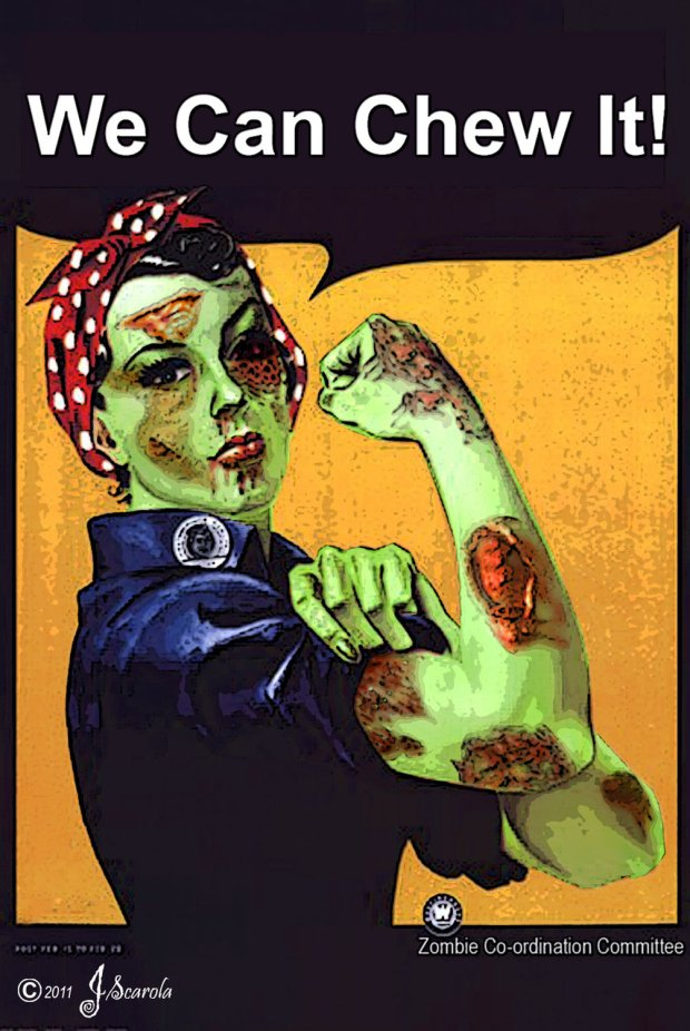 This is not exactly what I mean by Zombie Feminism.