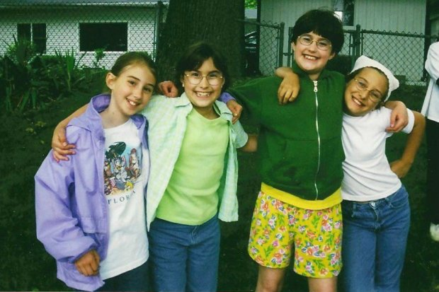 Does the fact that this was Field Day and my team was yellow excuse those hideous shorts? No, no it doesn't. Sorry for hurting your eyes.