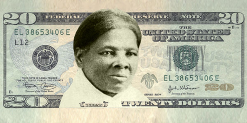 Harriet Tubman: significantly cooler (and more emotionally healthy) than Katniss.